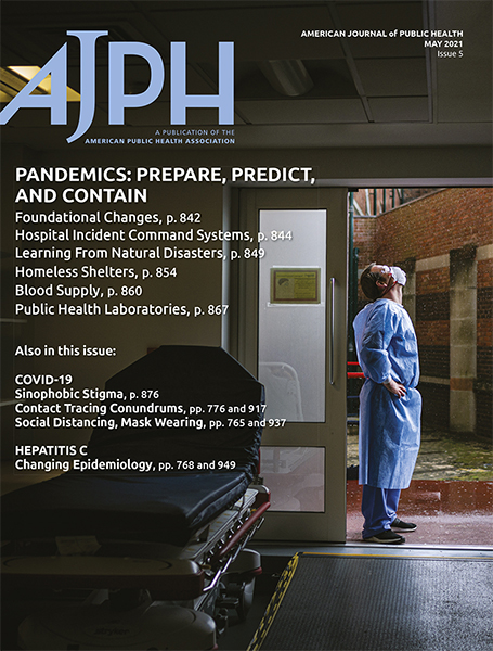 AJPH_May 21 cover