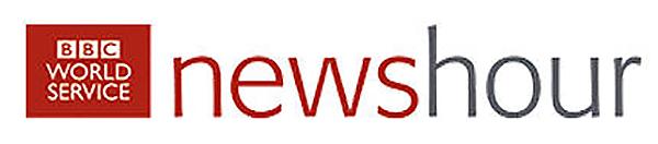 BBC Newshour logo